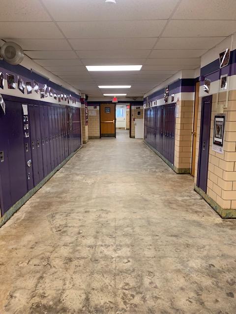 hallway construction 2019